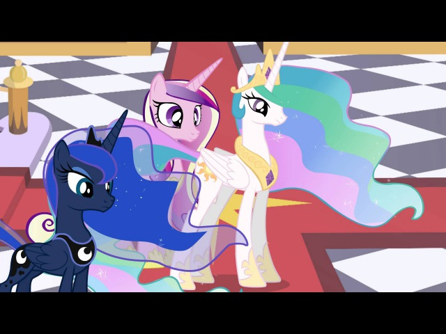 The Only Way to Save Equestria   My Little Pony   Flash Animation