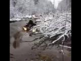 через лесные реки cfmotox6