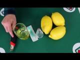 Как сделать насадку-распылитель для цитрусовых своими руками. How to make a citrus homemade spray cap (2)