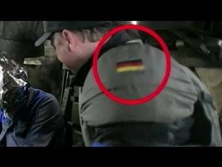 Олег ляшко насилует стариков нося на плечах флаг германии
