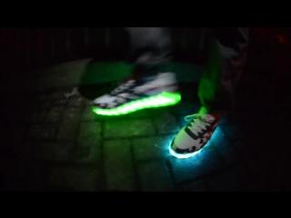 LED Light up Shoes Dance EPIC
