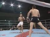 2006.10.25 - Carlos Condit vs. Tatsunori Tanaka [Pancrase - Blow 9]