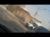 водитель гранты отвлекся и выехал лоб в лоб | ДТП авария