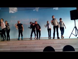 Танец наших девочек!) 6д