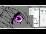 [Tutorial] Как нарисовать красивые глаза и блики в арт-программах (GIMP)