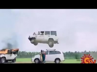 Трюки в индийском кино