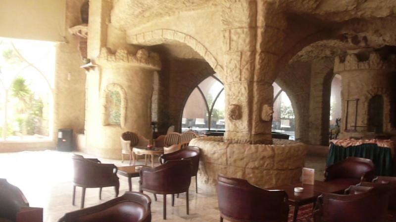 Отель города Хамамет.