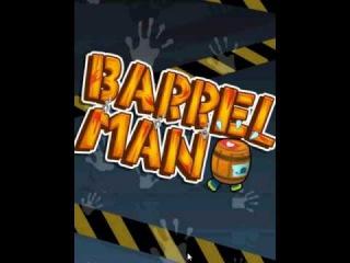 Barrel Man (Бочонок против Зомби) - Мультик - Бежим и уклоняемся от зомбаков