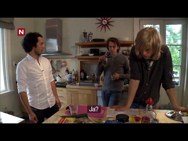 Ylvis - 4-stjerners middag (English subtitles)