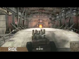 Crossout Action adventure game  Gamescom 2015 gameplay trailer - PC