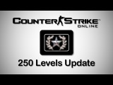 [CSO] 250 Levels EXP Amount - by AstralGunner