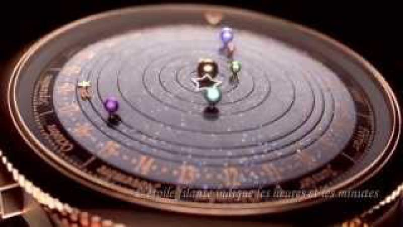 Van Cleef Arpels Complication Poétique Midnight Planétarium
