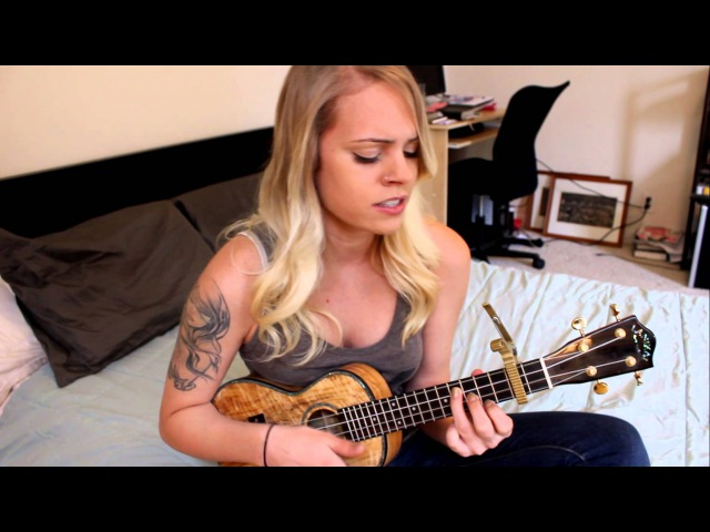 Can't Help Falling in Love Ukulele Cover by Stormy Amorette