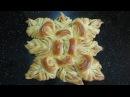 Булочка с корицей Звезда clip hướng dẫn cách làm bánh mì ngọt hinh sao mùi quế Công thức bánh mỳ
