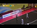 FC Barcelona Futsal Amazing Set Piece Goals