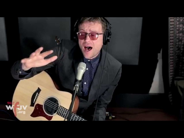 Damon Albarn - Lonely Press Play (Live at WFUV)