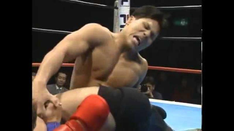 Акира Маеда против Киеси Тамура Бушидо