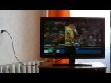 Активация воспроизведения видео с USB на телевизоре LG 26LD350