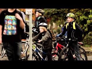 О пользе увлечения велосипедом. Портланд.
