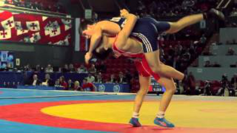 Fila Greco-Roman Freestyle Wrestling Highlights
