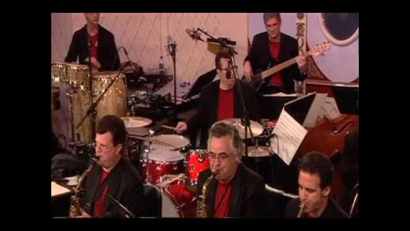 Gordon Goodwin's Big Phat Band at Disneyland Part 4 - Backrow Politics