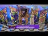 bastidores do carnaval Musa da pintura corporal alfineta quem paga para desfilar 04 03 2014 mircmirc