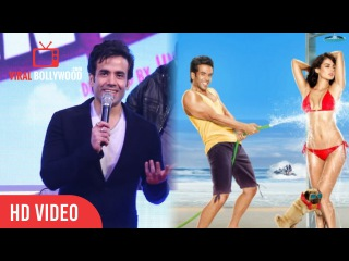Tusshar Kapoor About India's first Porn-Com | sex comedy!