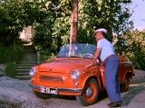 Когда машина без крыши, сидишь как голая?! Для чего тебе крыша, зато голова на природе?!