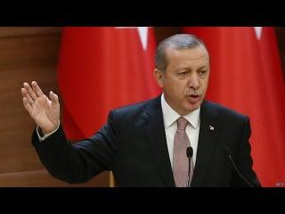 Эрдоган: Интервью про сбитый СУ-24 и ответные действия РФ 27 11 2015 Новости России Турции Мира ЕС