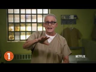 Оранжевый — хит сезона/Orange Is the New Black (2013 - ...) Промо-ролик №4 (сезон 3)