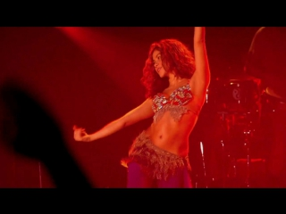 Shakira - Whenever, Ojos Asi (live)
