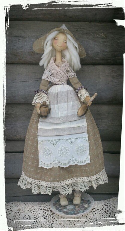 куклы авторские