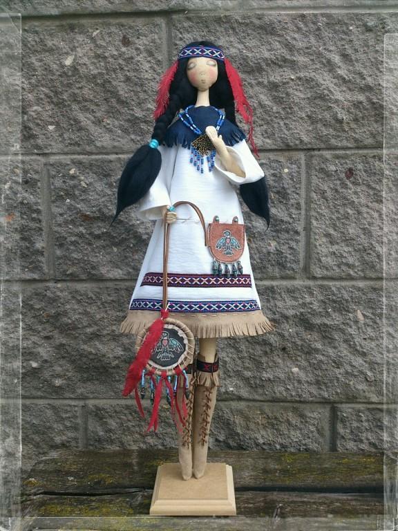 кукла индуска