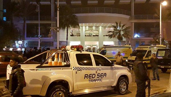 СМИ Египта: целью атаковавших отель в Хургаде были российские граждане