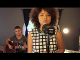 Rachel Crow - If I Were A Boy (Live) - ft. The Johnsons