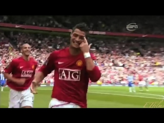 Cristiano Ronaldo 'Hall of Fame'ft. Will.I.am. Manchester United