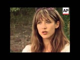 French actress Sophie Marceau takes her first novel to UK literary festival