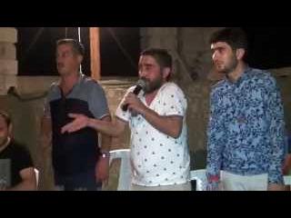 Tərpənə bilməzsən 2015 (Aydın, Səbuhi, Rüfət, Pərviz, Elxan, Balağa, Rasif, Vurğun, Zamiq) Meyxana