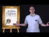 AVGN: Bad Game Cover Art #4 - Action Fighter (Sega Master System) RUS