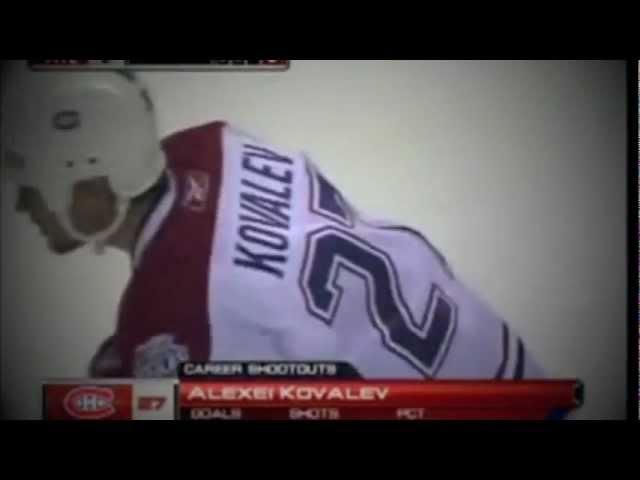 The Legends: Alexei Kovalev
