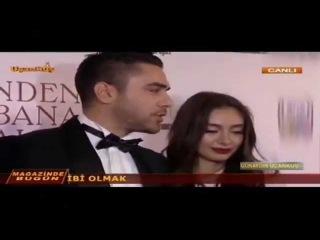 Neslihan Atagül & Kadir Doğulu & Senden Bana Kalan Gala