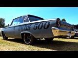 Ford Galaxie 500 - 390cui Exhaust Sound