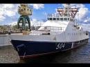 Новейшие катера приступили к патрулированию морских границ Крыма