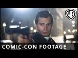 The Man From U.N.C.L.E.  Comic-Con Trailer  Official Warner Bros. UK