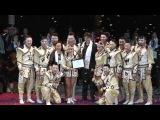 Qin Warriors, Fan Dance i Troupe Nomuna dominen el Festival del Circ de Figueres