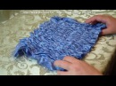 Жатка на ткани машинный крэш с эффектом жатой ткани