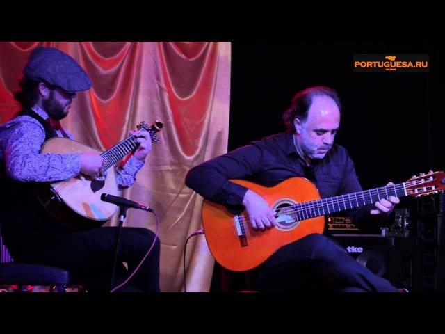 Guitarrada. Sandro Costa e António Neto. Noite de Fado em Moscovo. НочьФаду » Freewka.com - Смотреть онлайн в хорощем качестве