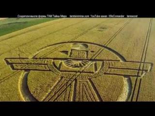Расшифровка рисунка кругов на полях 25 июля 2015 Масоны Боги власти сумервы