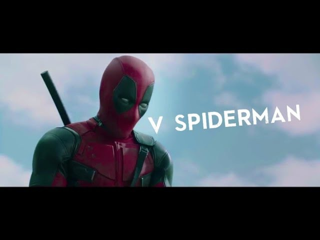 Deadpool V Spider-Man (2015) Epic Trailer