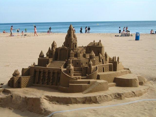 Строим замок из песка. Веселая наука.серия 15 (Документальные фильмы National Geographic)